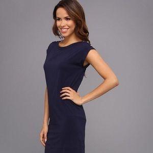 NWOT Lilly Pulitzer Robyn Shift Dress (Navy) L